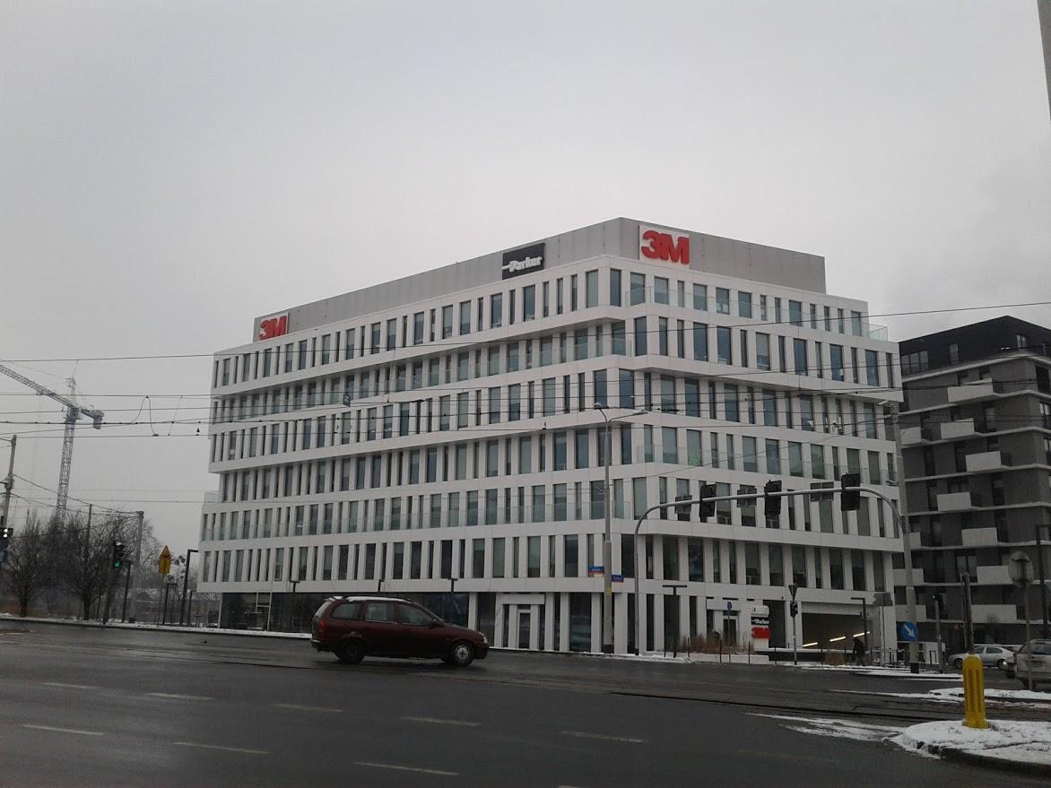 Budynek Biurowy Dubois