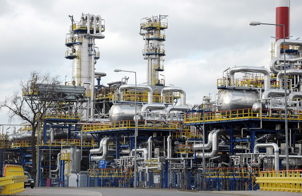 fabryka chemiczna