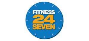 Fitnes 24 seven LOGO