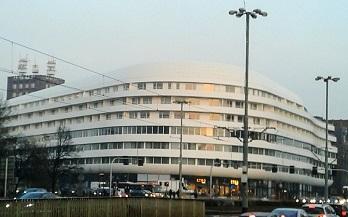 Budynek Hotelu Hilton OVO
