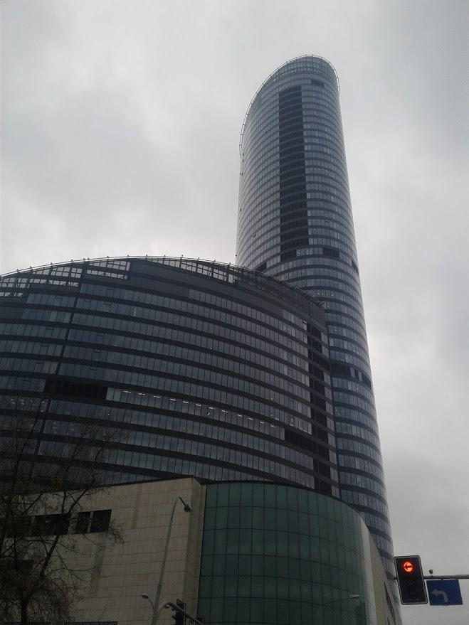 Budynek Sky Tower